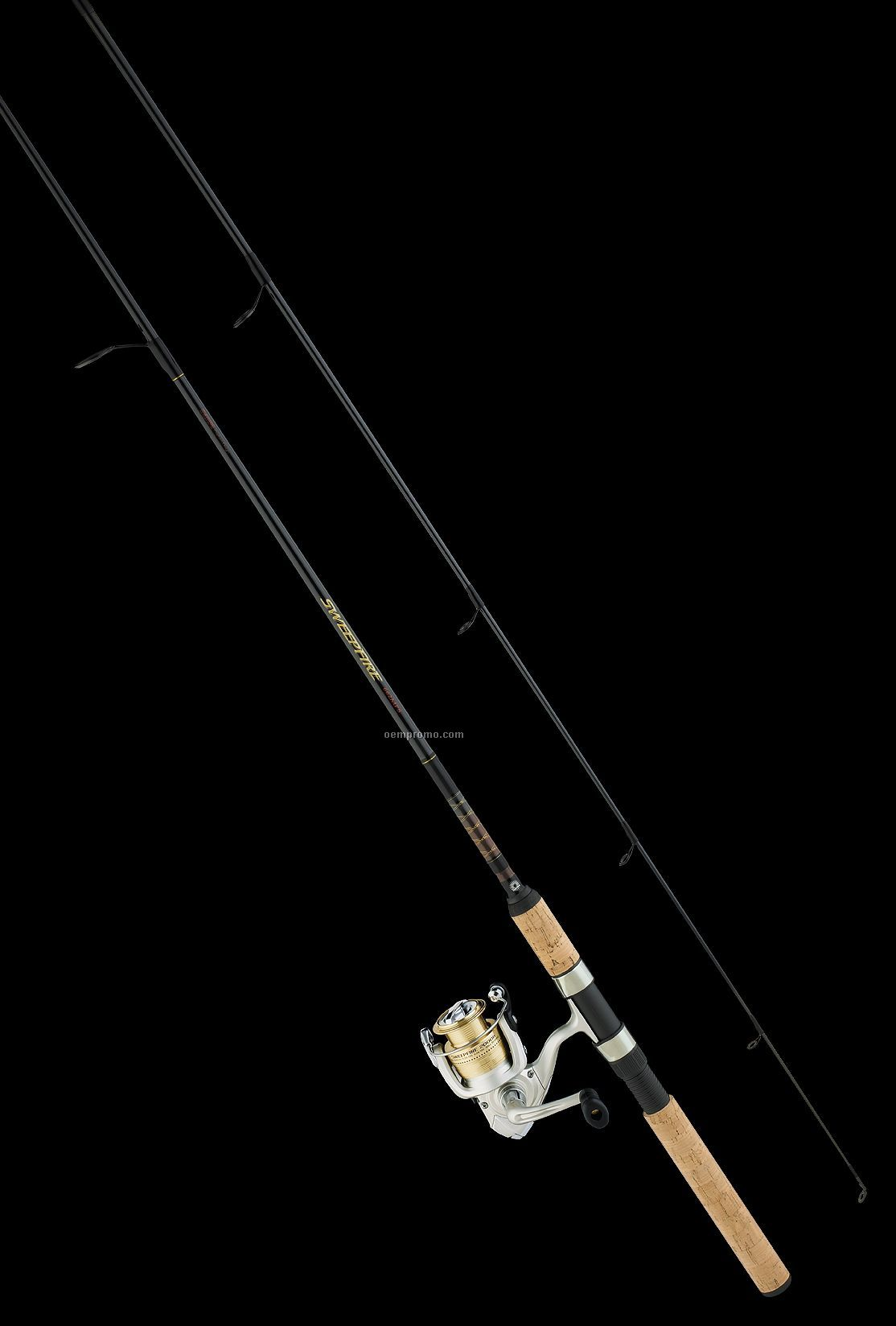 Daiwa Sweepfire Spinning Combo Rod/Reel