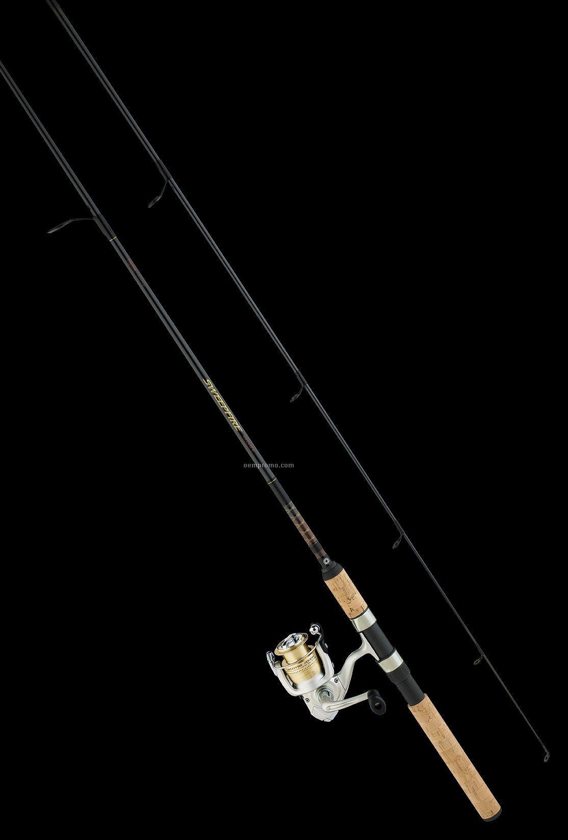 Daiwa Sweepfire Spinning Combo Rod/Reel