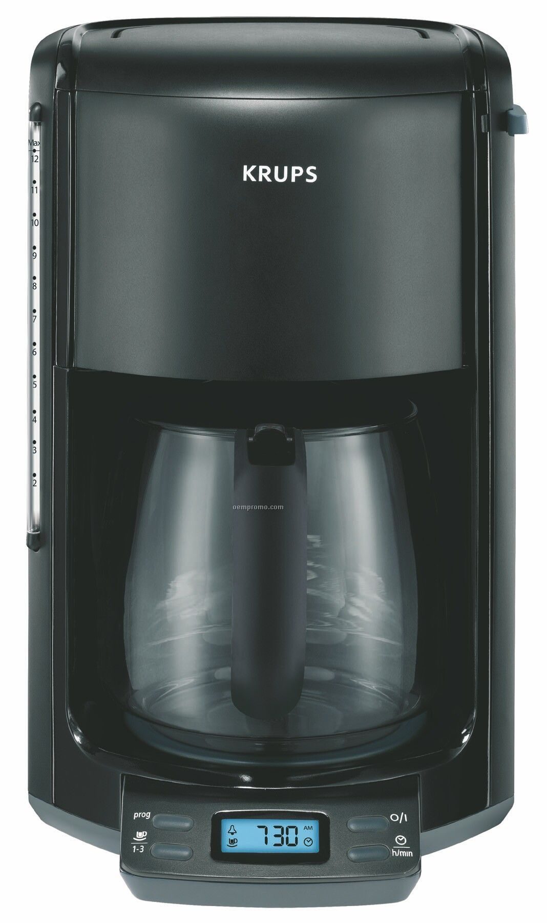 krups 12 cup programmable glass coffee machine black china wholesale krups 12 cup programmable. Black Bedroom Furniture Sets. Home Design Ideas