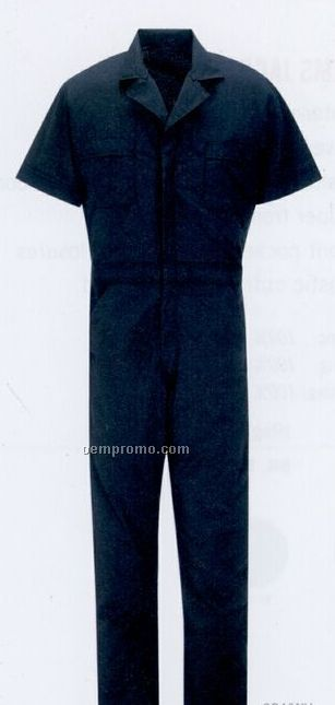 Short Sleeve Speedsuit Overalls