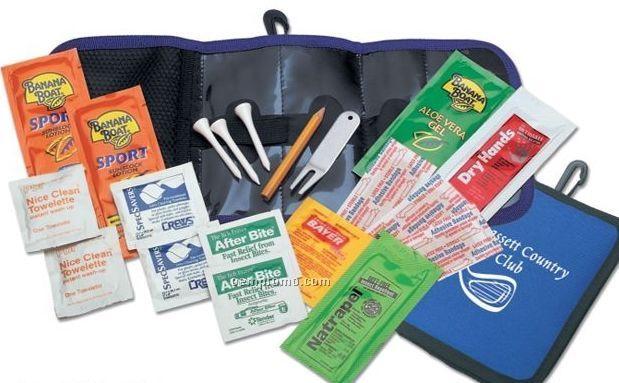 Trifold Golf Kit