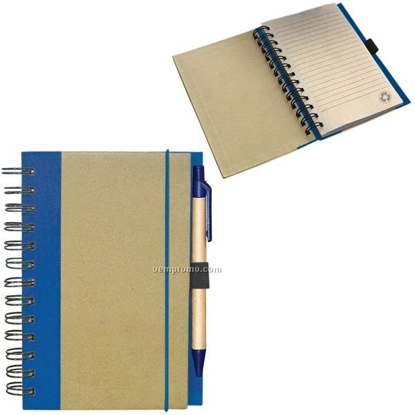 Recycled Cardboard Notepad (Blank)