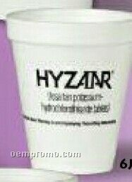 6 Oz. Foam Cup (High Speed Offset Printing)
