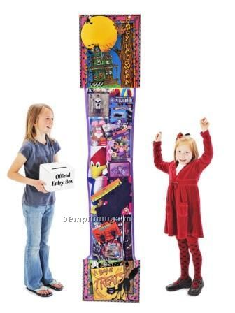 8' Standard Halloween Giant Toy Filled Treat