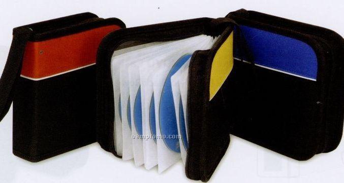 Convenient 24 CD/ DVD Case