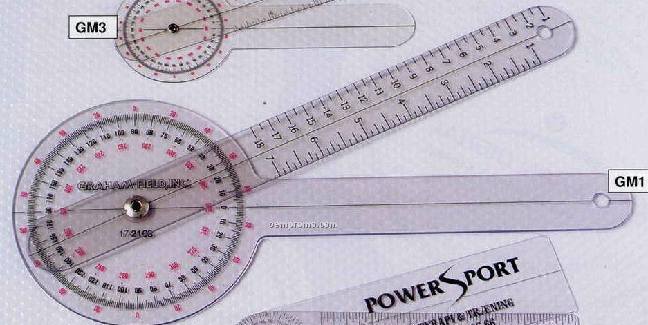 "Goniometer (12-1/2""X1-1/4"")"