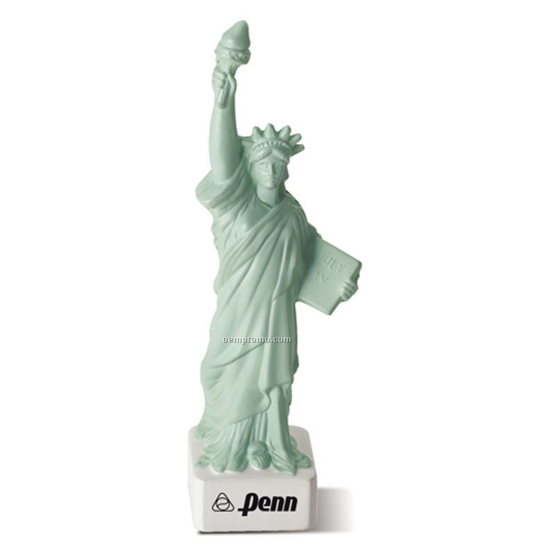 Statue Of Liberty Squeeze Toy