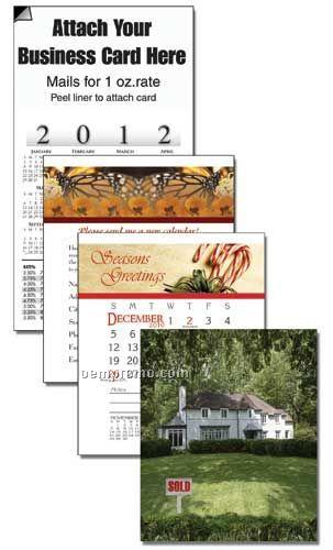 2011 House Cover 13 Month Multi-purpose Calendar