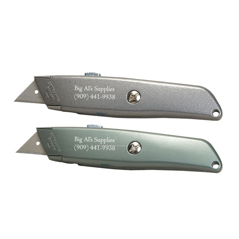 Utility Knife W/Retractable Blade