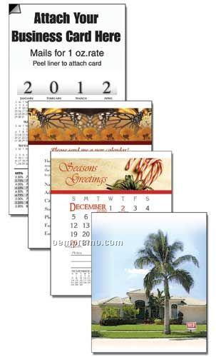 2011 Palm Tree Home Cover 13 Month Multi-purpose Calendar
