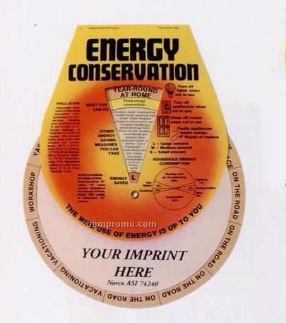 Environmental Guide - Energy Conservation