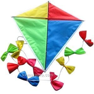 Multi-color Kite