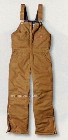 Dickies Youth Sanded Duck Bib Overall