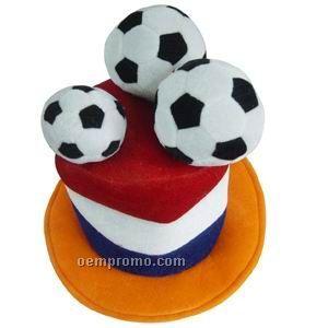 Football Fan's Hat