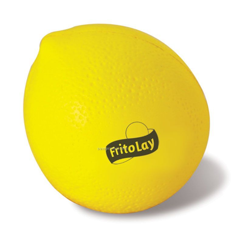 Lemon Squeeze Toy