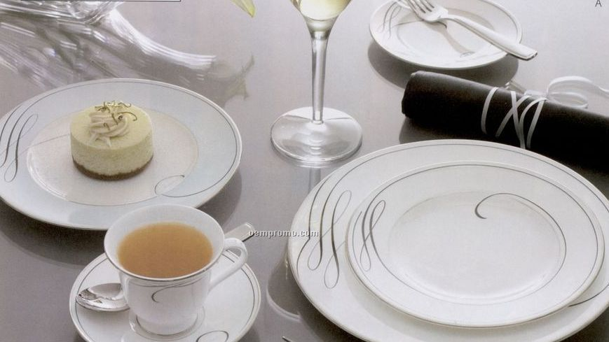 Waterford China Ballet Ribbon 5 Piece Place Setting
