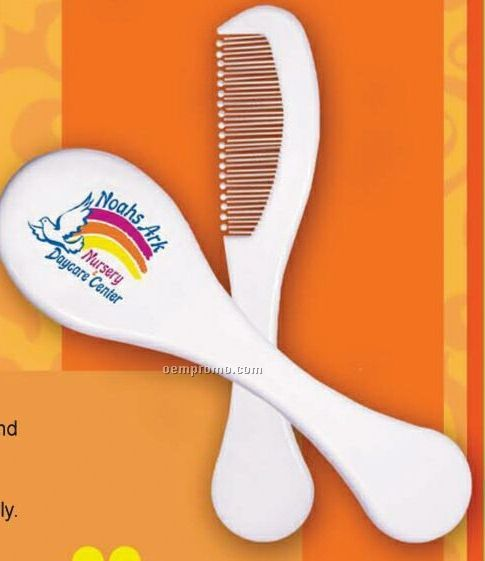 Comb And Brush Set