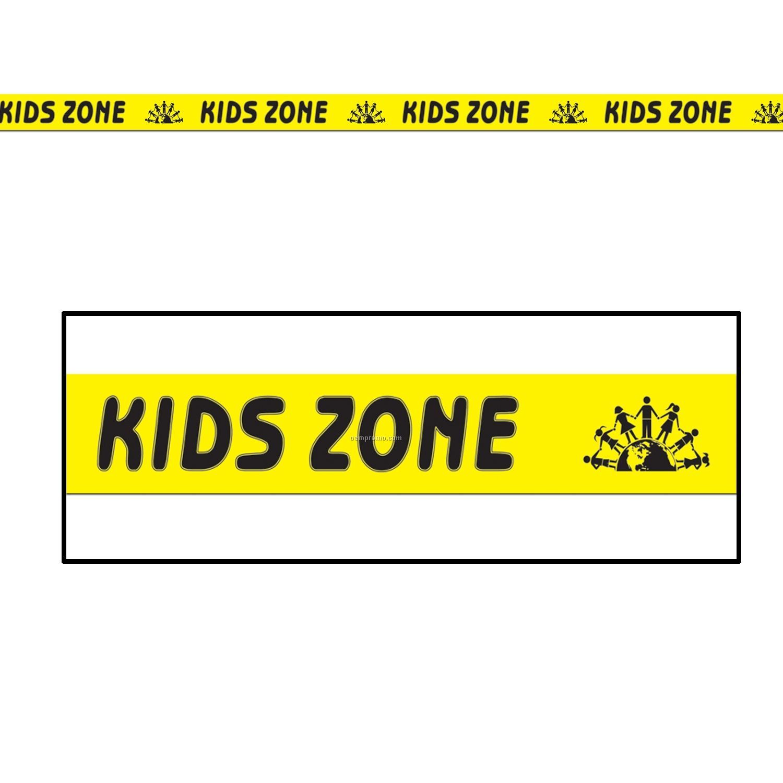 Kids Zone Tape