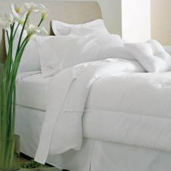 Queen Size Bed W/ Thread Count 200