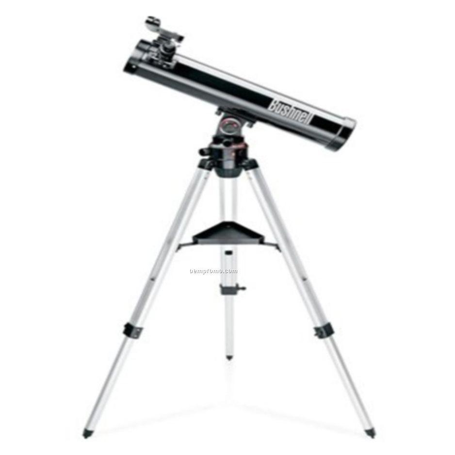 Bushnell Telescope Northstar 700x76mm Silver Reflector