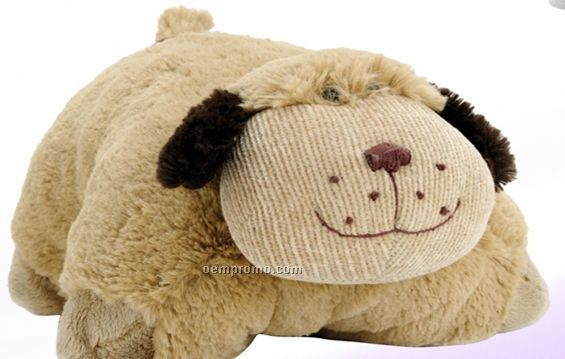 Stuffed Animal Dog Pillow : Dog Pillow Pal Stuffed Animal With Bandana,China Wholesale Dog Pillow Pal Stuffed Animal With ...