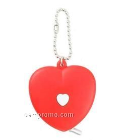 Heart Shaped Tape Measure Heart Shaped Tape Measure