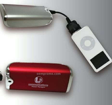Mobile Phone/ Ipod Charger - Rectangular