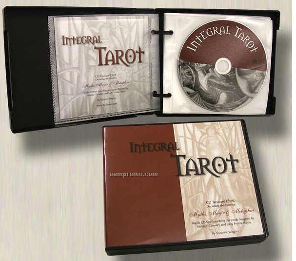 Multi Box Media Packaging - 10 Discs