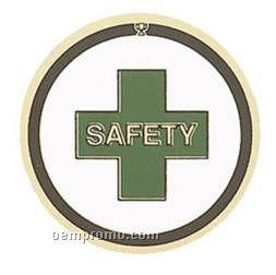 """Mylar - 2"""" Safety"""