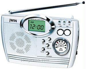 portable am fm lw sw radio w alarm clock china wholesale portable am fm lw sw radio w alarm clock. Black Bedroom Furniture Sets. Home Design Ideas