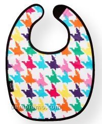 Puzzled Little Yums Baby Bib