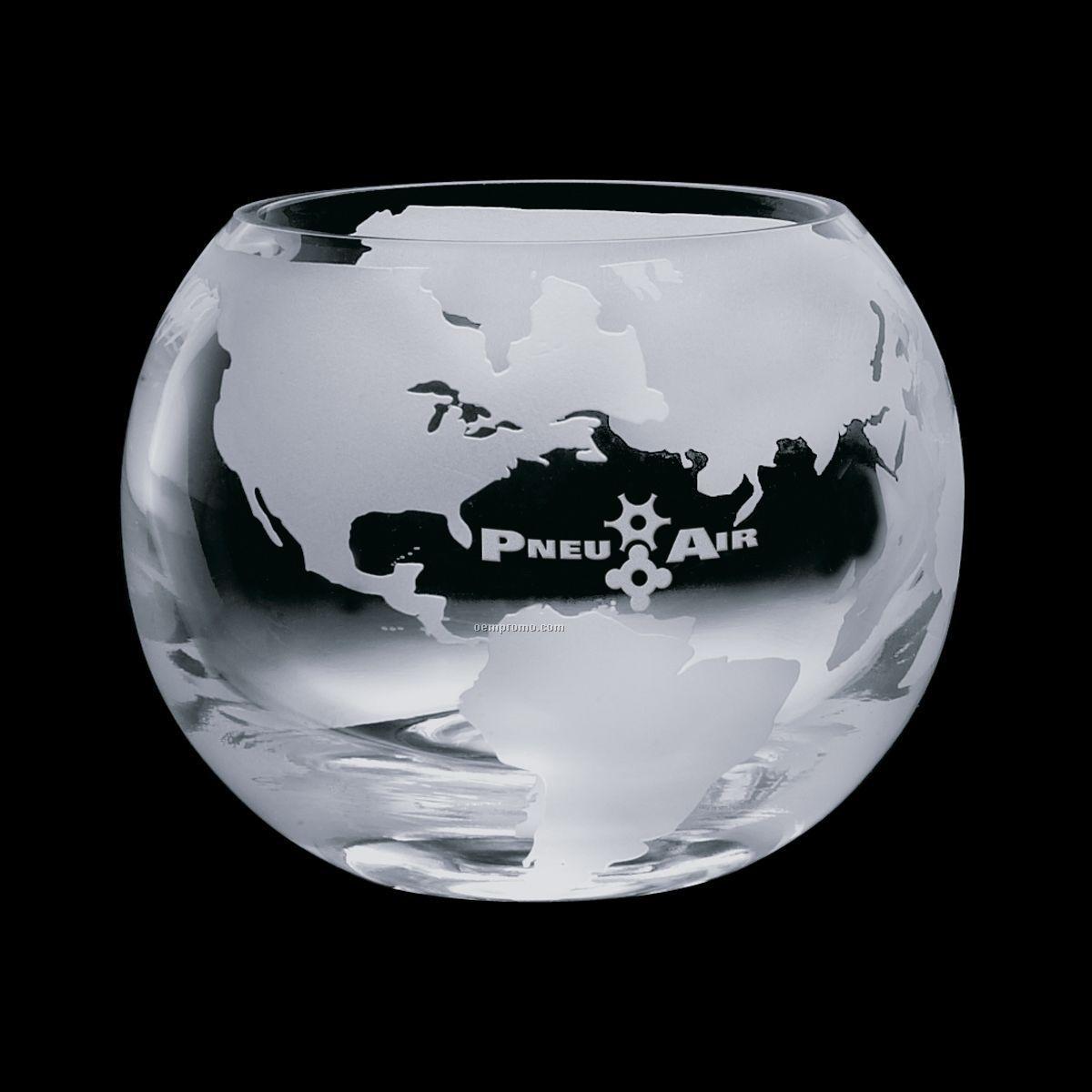 """10"""" Biltmore Globe Bowl"""