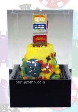 Snow globe slot machine