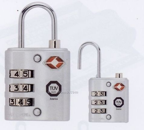 Tsa Travel Lock (Factory Direct 8-10 Weeks)