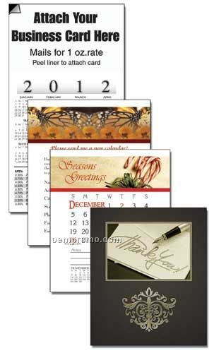 2011 Thank You Note Cover 13 Month Multi-purpose Calendar