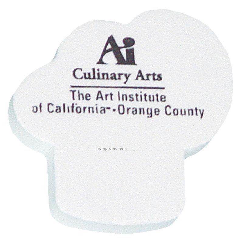 Foam Antenna Topper - Chef Hat