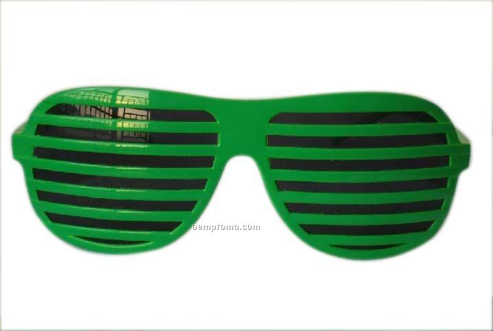 Shutter Shadow Sunglasses