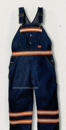 Dickies Enhanced Visibility Bib Overalls