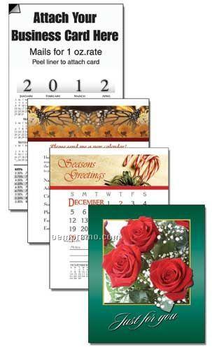 2011 Roses Cover 13 Month Multi-purpose Calendar
