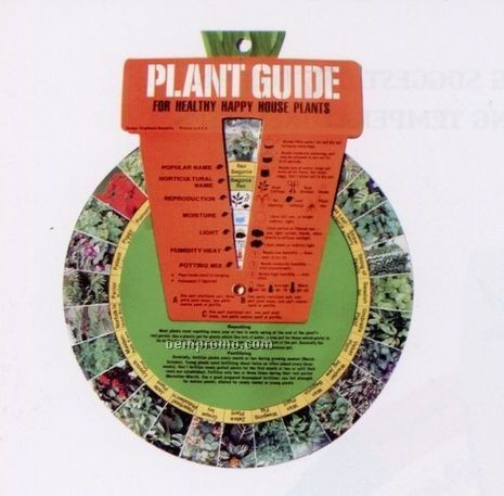 Stock Guide Wheel - The Plant Guide