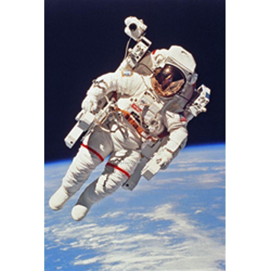 3d Lenticular Postcard (Space)