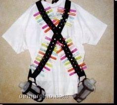 Nylon Bandelero Belt For Test Tubes