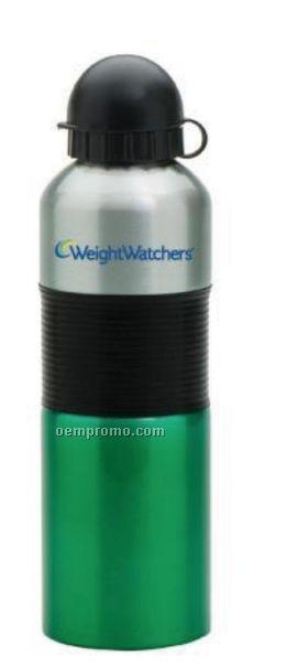 Easy Grip 25 Oz. Aluminum Bottle