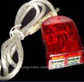 Mouse Shape USB Hub