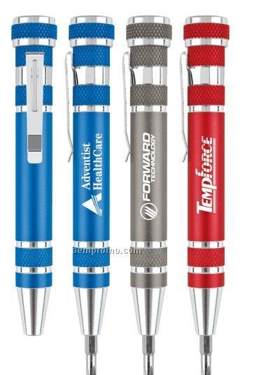 Pocket Pal Aluminum Tool Pen