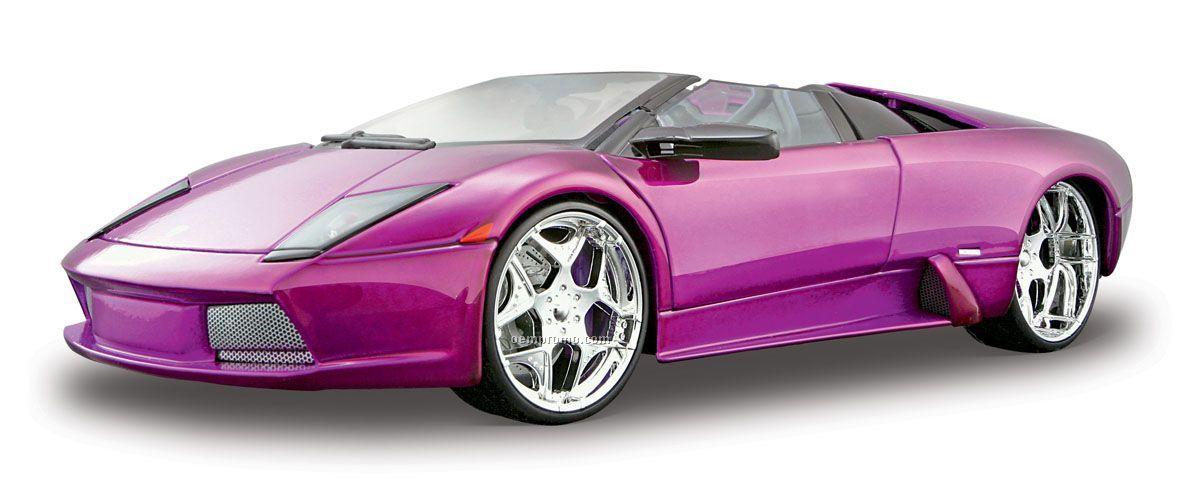 """9 """"X2 1/2""""X3"""" Lamborghini All Star Die Cast"""