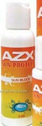 2 Oz. Spf 15 Sunscreen