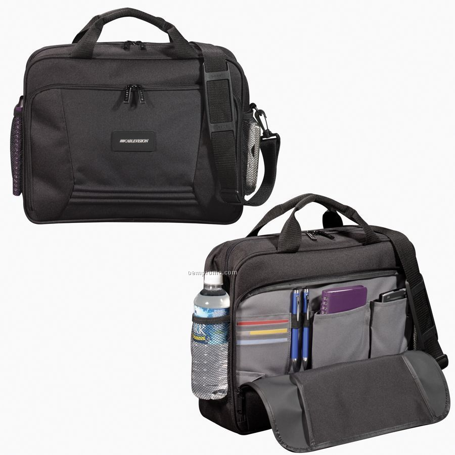 Eclipse Deluxe Business Brief Bag