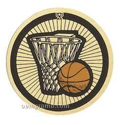 "Mylar - 1"" Basketball"
