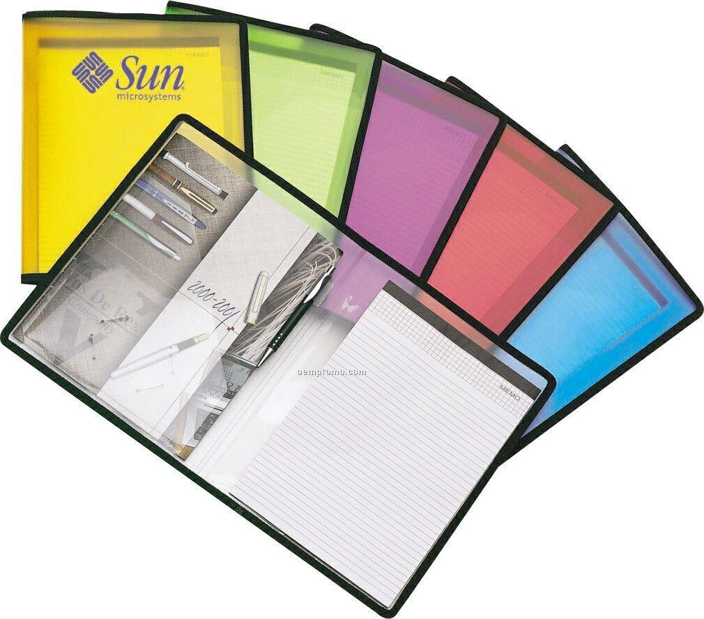 Pad Folder With Memo Pad